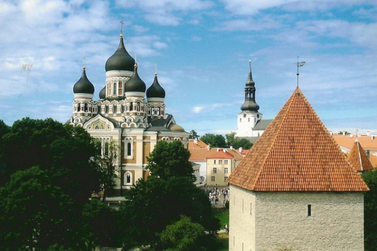 Cerkiew prawosławna w Tallinie