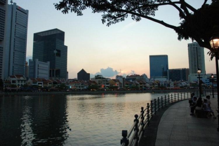 Singapur - z perspektywy
