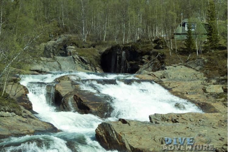 Lofoty - strumień