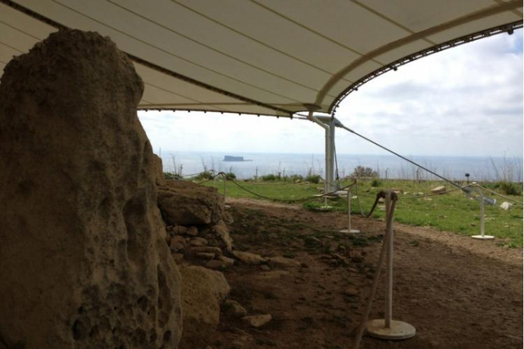 Stanowisko archeologiczne na Macie