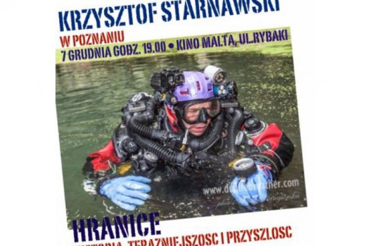 Spotkanie z Krzysztofem Starnawskim