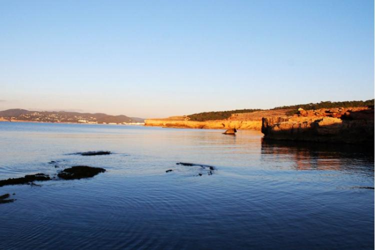 Ibiza - tapeta