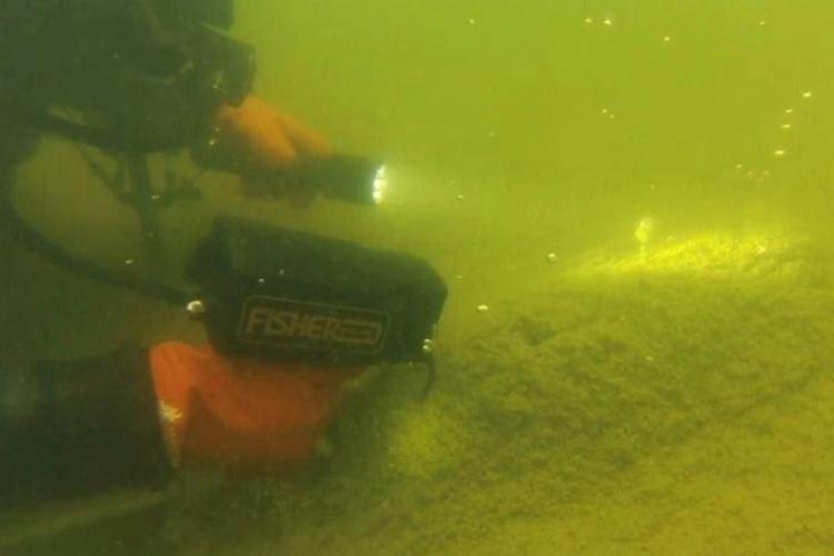 O Żołnierzach Wyklętych nad Jeziorem Brożane