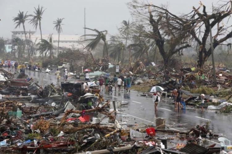 Filipiny 2013