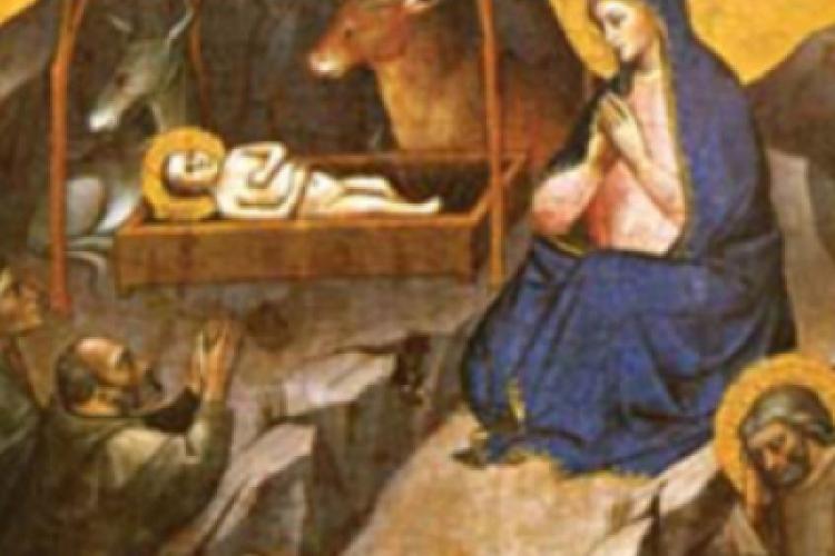 Mariotto di Nardo, Boże Narodzenie, ok. 1385 r., Pinakoteka Watykańska.