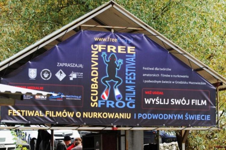 Konferencja Nurkowa na Zakrzówku