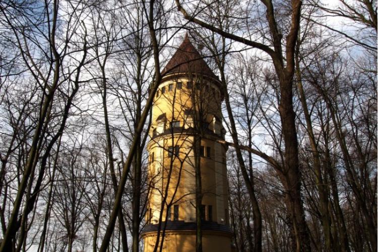 Wieża ciśnień - Wschowa - Festiwalowe szaleństwo