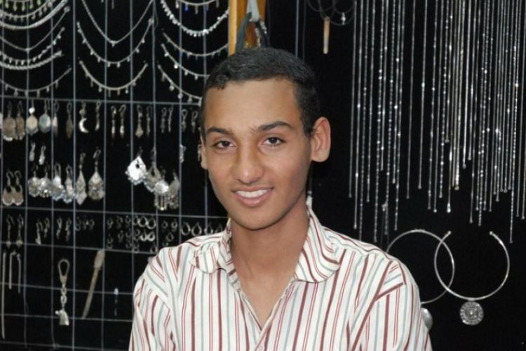 18 letni Egipcjanin