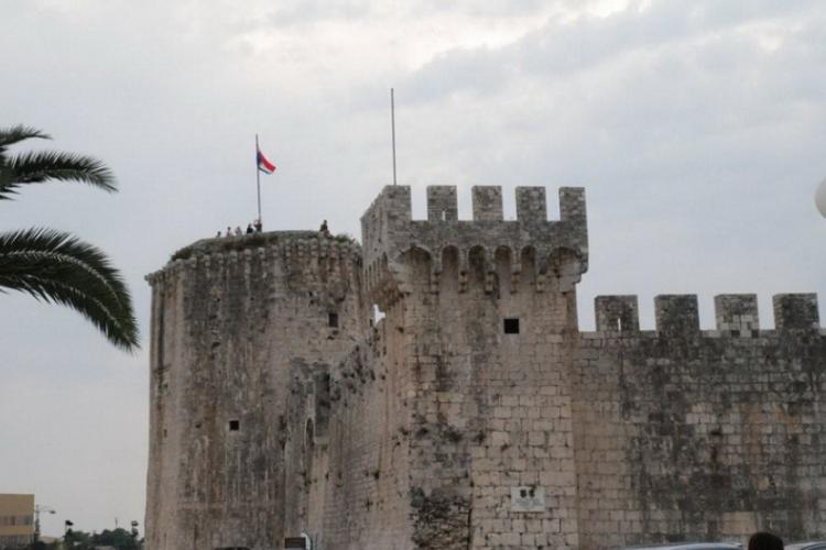 Jedna z fortyfikacji chroniących miasto