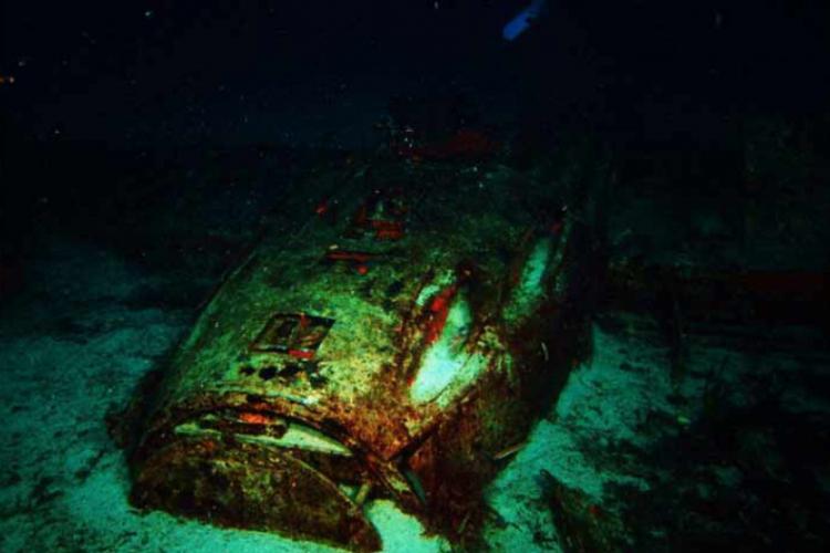 Pod wodą - Imperial Eagle