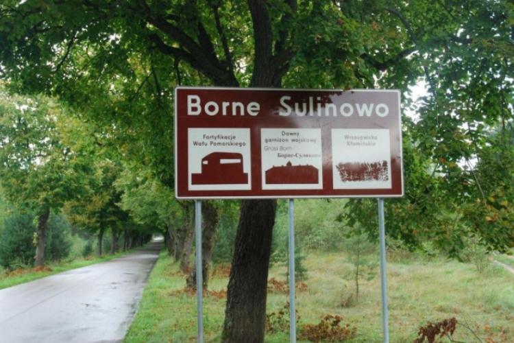 Borne Sulinowo - fot.Wojciech Zgoła