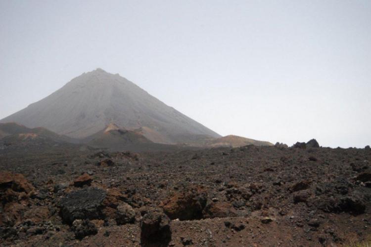 Cotopaxi bez chmur