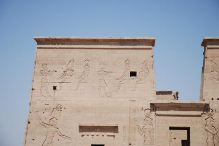 Filae, świątynia ku czci Izydy