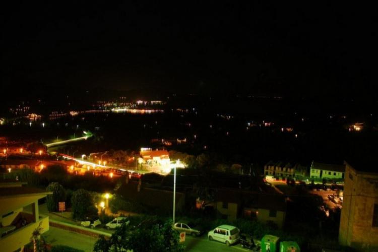 Capolivieri nocą