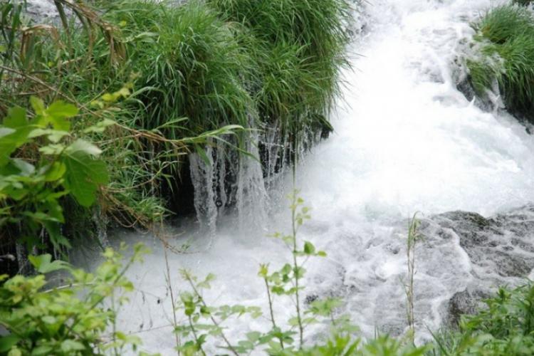 Różne drogi wybiera woda