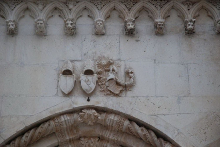 Mury kościoła