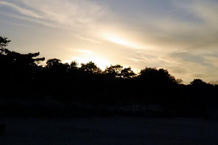 Słońce szuka zachodu