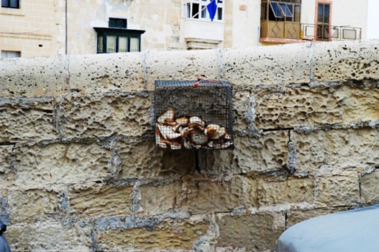 Maltańczycy szanują chleb - nie wyrzucają go do śmieci
