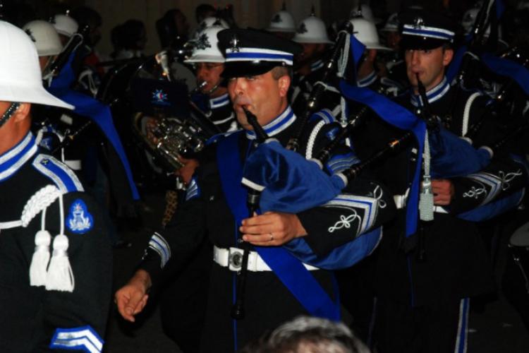 Orkiestra narodowa oficjalnie rozpoczęła świętowanie