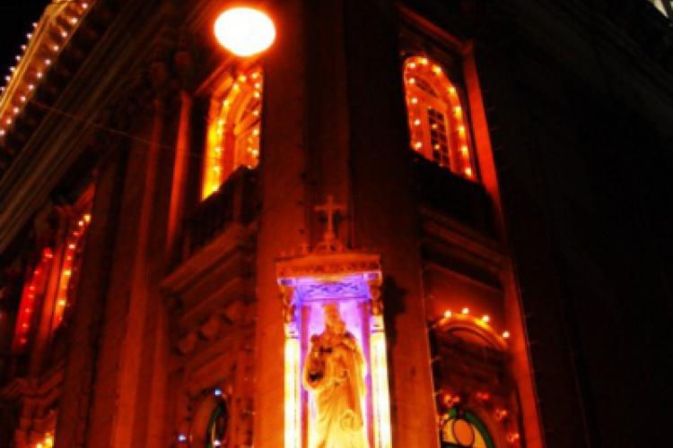 Kościół u zbiegu ulic