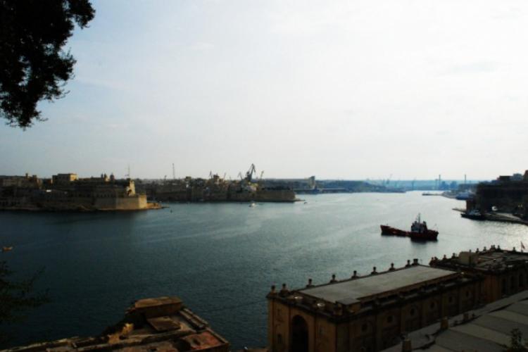 Widok na Birgu i Senglea