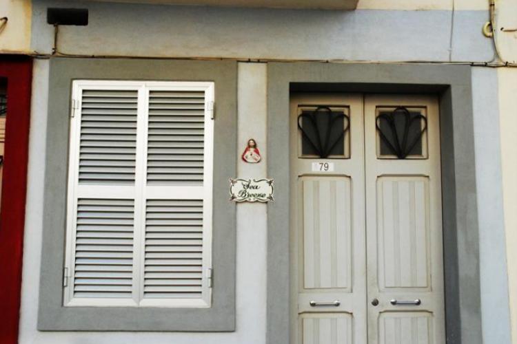 Prawie każdy dom ma swoją nazwę i święty obrazek