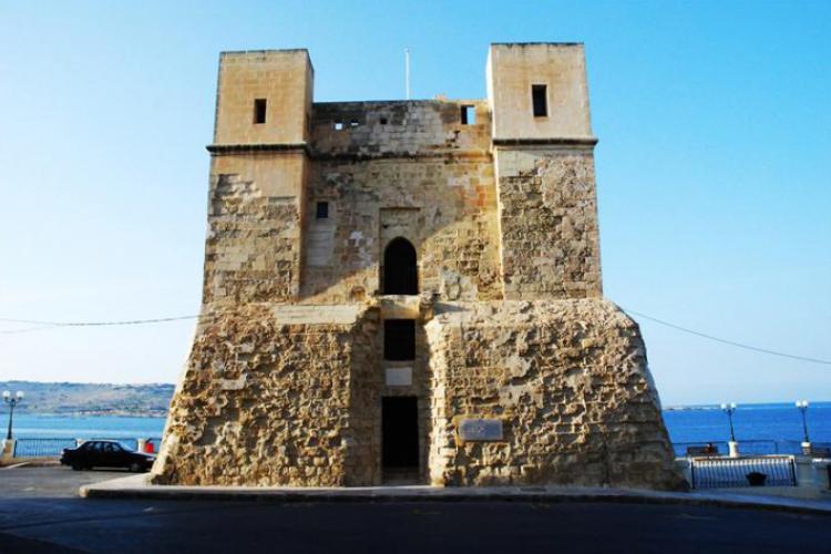 Wieża z 1609 r.