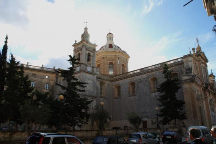 Rabat - Kościół Św. Pawła