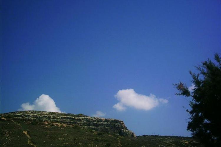 Niebo nad |Dwejra Point