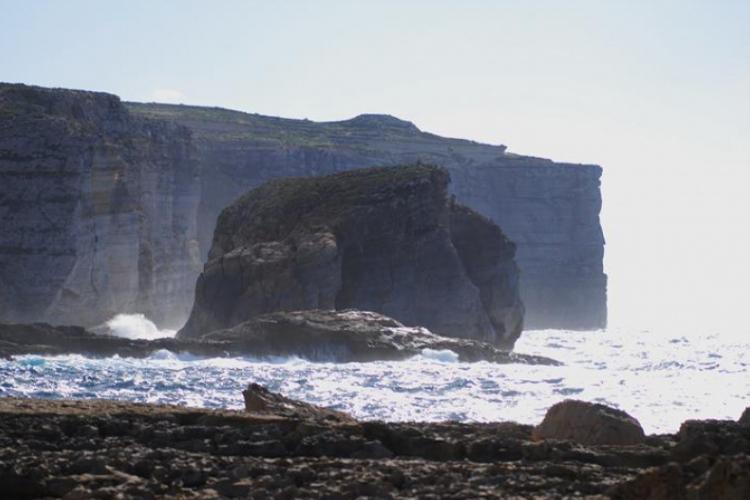 Klify na Dweira Point