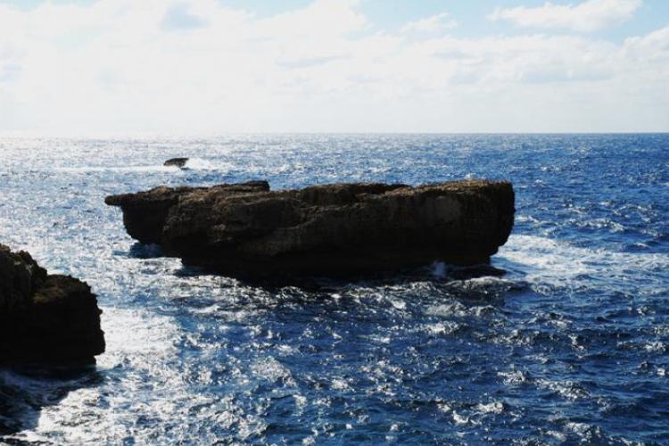 Widok z Dwejra Point