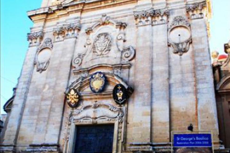 Bazylika Św. Jerzego w PIazza San Gorg