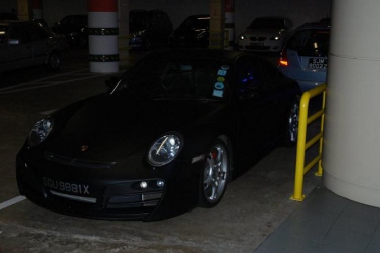 Na parkingu podziemnym