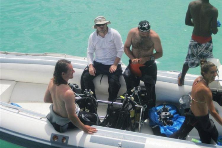 Jedziemy nurkować fot. Maciej Wilski