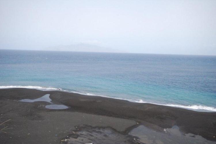 Czarne plaże Fogo