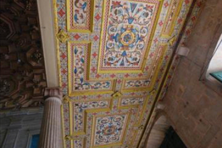 W katedrze