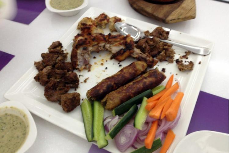 Arabskie jedzenie