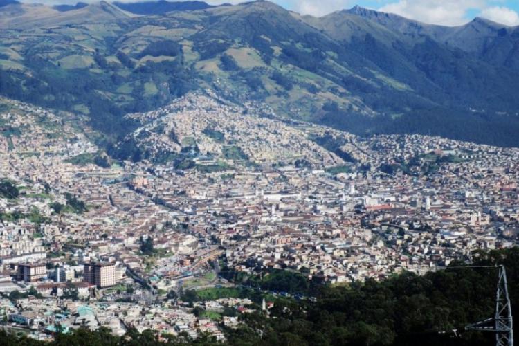 Powrót do Quito