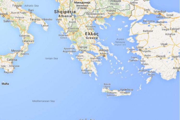 Greckie Korfu