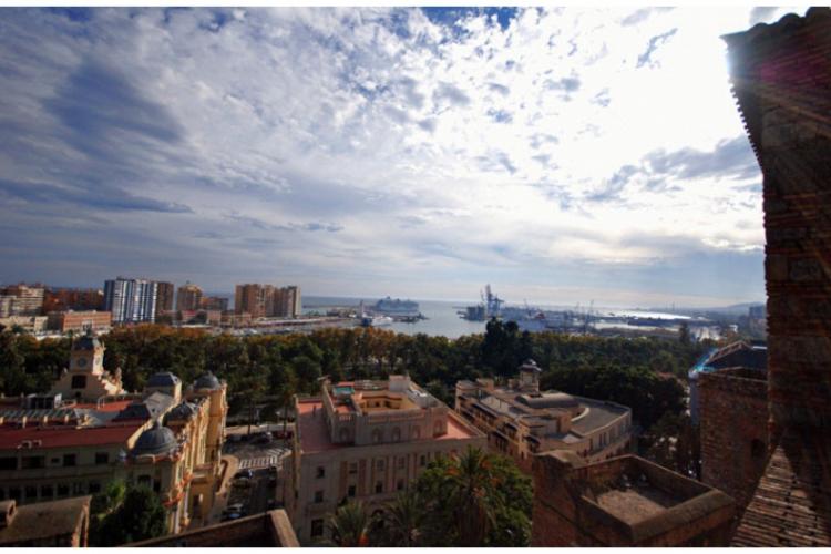 Panorama Malagi