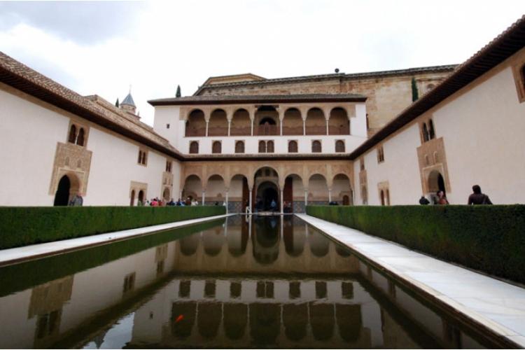Alhambra w Granadzie