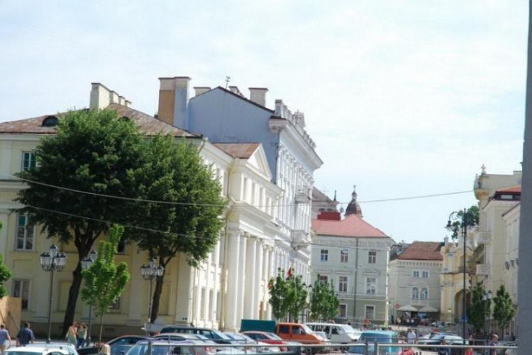 W centrum Wilna