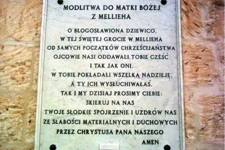 Modlitwa po polsku
